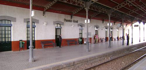 Estacion de Trenes de Puente Genil