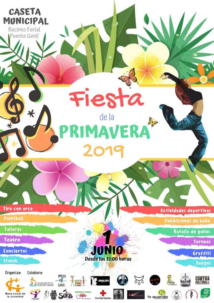 La Fiesta De La Primavera Se Celebrará En La Caseta Municipal