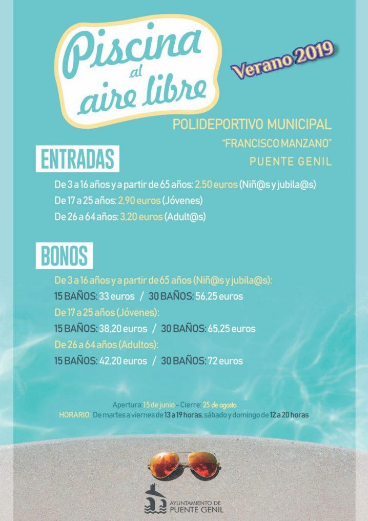 Este Sábado Abre La Piscina Al Aire Libre La Temporada Estival.