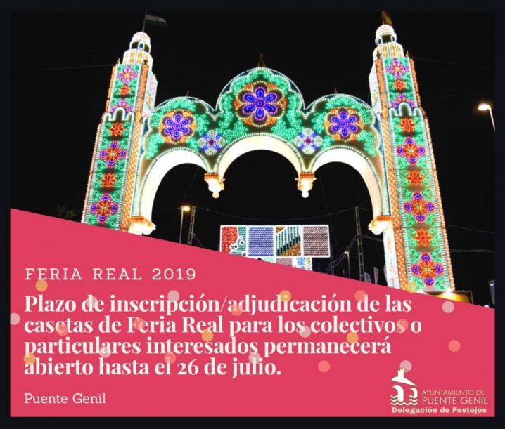 FERIA REAL 2019. Casetas Particulares