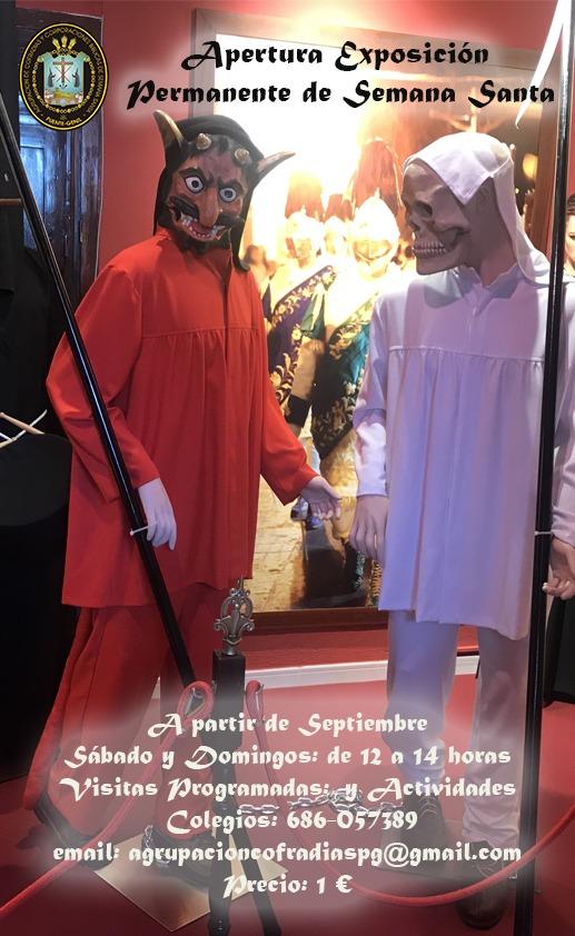Reapertura De La Exposición Permanente De Semana Santa.