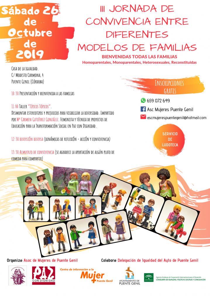 III Jornada De Convivencia Entre Diferentes Modelos De Familias.