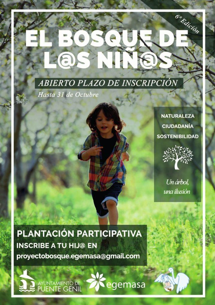 VI Edición Del Bosque De Los Niños.
