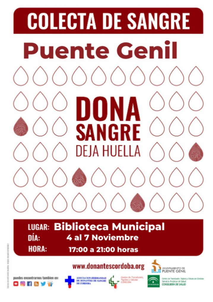 Campaña De Donación De Sangre – Noviembre 2019