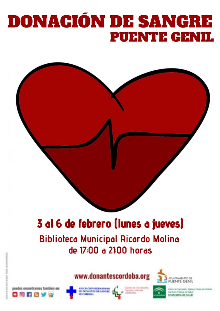 Campaña De Donación De Sangre – Febrero 2020