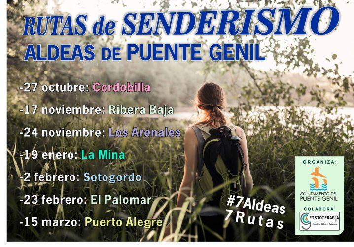 Rutas De Senderismo #7Aldeas7Rutas. Cordobilla.