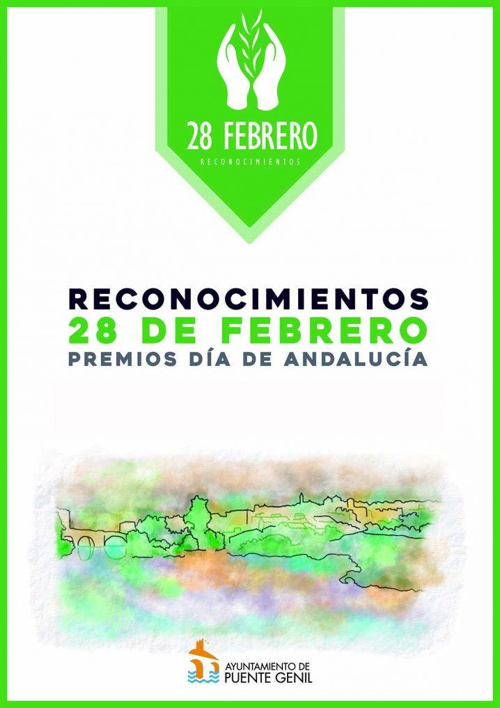 BASES PARA LA CONCESIÓN DE RECONOCIMIENTOS PREMIOS DIA DE ANDALUCIA 2020