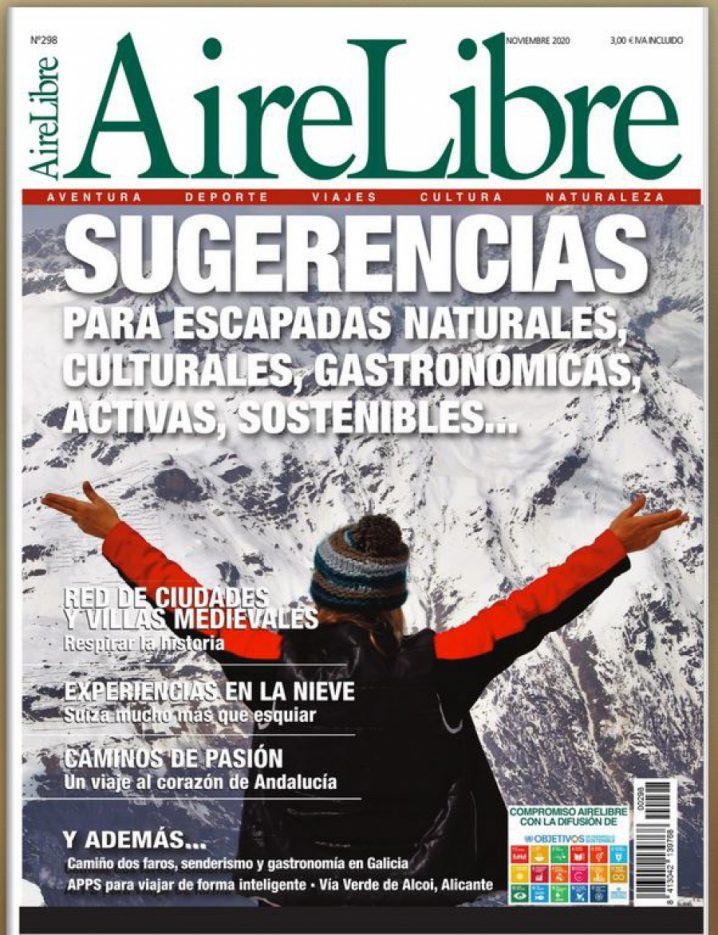 Caminos De Pasión Y Puente Genil En La Revista Aire Libre.
